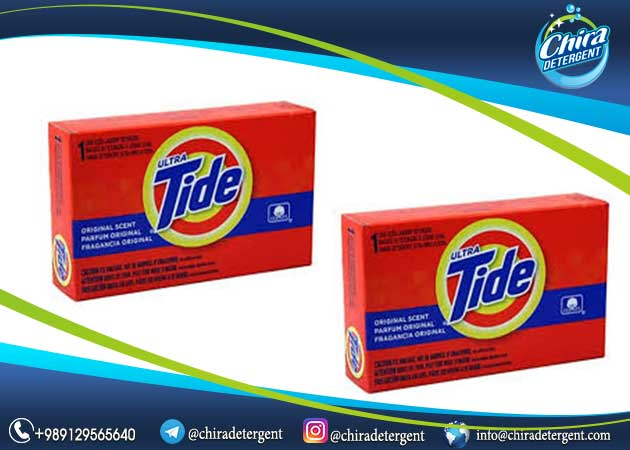 tide vending laundry soap